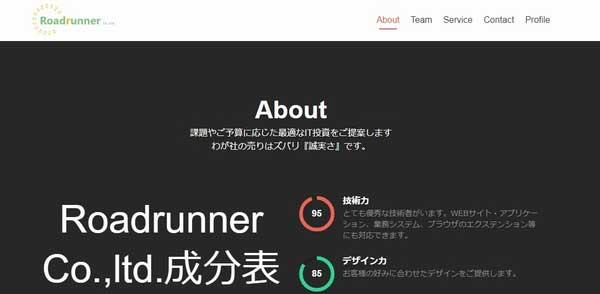 船橋市のホームページ制作-ロード・ランナー株式会社